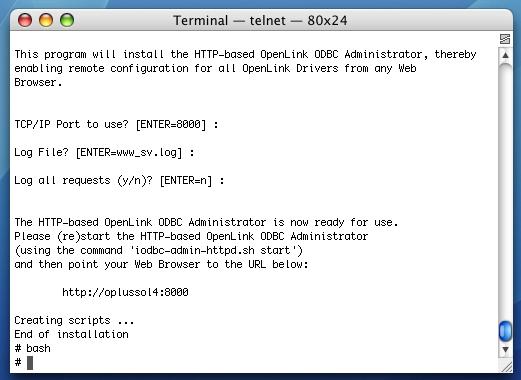 OpenLink ODBC Driver for PostgreSQL (Lite Edition