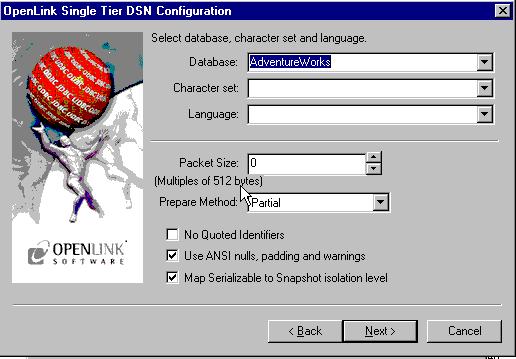 (Single-Tier) ODBC Driver for Microsoft SQL Server Data